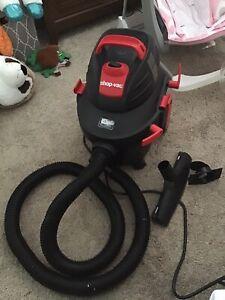 Shop-Vac Wet/Dry Vacuum 4 Gallon 5.5 Peak HP+ 857643 *
