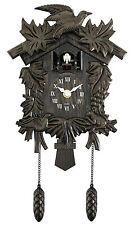 Acctim Hamburg Bronze Brown Cuckoo Wall Clock 27828