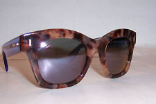 NEW FENDI SUNGLASSES 0025/S 7OK-IH BROWN/VIOLET MIRROR AUTHENTIC 025