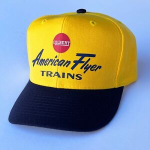 Gilbert AMERICAN FLYER TRAINS Collector's Hat. NEW!