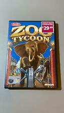 Zoo Tycoon PC - VGC, Tested & Complete - Original Release