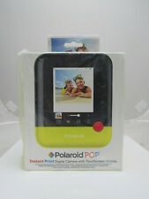 Polaroid POP Instant Print Digital Camera with Touchscreen Display Yellow NIB