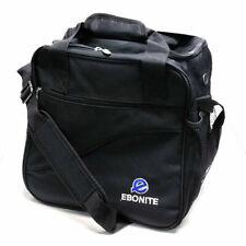 Bowling Ball Tasche Ebonite ESCORT Black Bag Platz für Bowlingschuhe