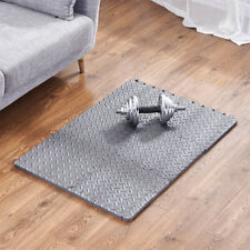 New listing Interlocking EVA Foam Exercise Floor Mat Flooring Gym Playground Yoga Matting US