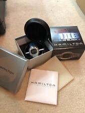 Hamilton Digital MIB Men In Black 2 II LED Mens Watch MIIB H121138911 Brand NIB