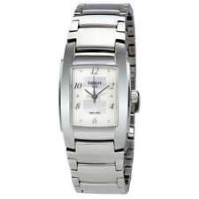 Tissot T0733101111600 T-Trend Mother of Pearl Dial