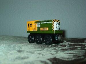 Thomas & Friends Wooden Train Iron Bert Train Good Condition Free Shipping
