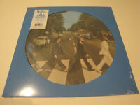The Beatles: Abbey Road PICTURE Vinyl LP (50th Anniversary Edition)