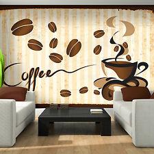 Fototapeten Fototapete Tapete POSTER WANDBILD FOTO KAFFEE COFFEE CAFE 3FX10001P4