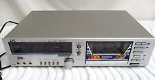 VINTAGE JVC KD-D4 HIGH END CASSETTE DECK PLAYER Super ANRS Dolby Headphone Jack