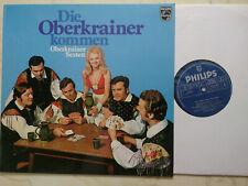 OBERKRAINER SEXTETT Die Oberkrainer kommen *ORIGINAL 70s VINYL LP*NEUWERTIG*