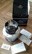 Casio Herren Uhr EQS-500C-1A1ER Edifice Solar Armbanduhr, Ca 3 Wochen alt