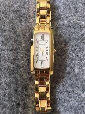 Michel Herbelin Women's Gold Plated Bracelet 'Escapade' Watch 1064/BP08 RRP £399