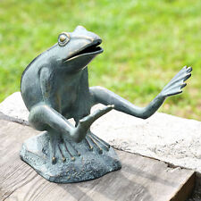 Leaping Frog Garden Statue/Sculpture by SPI Home/San Pacific International 33587