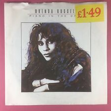 Brenda Russell - Piano In The Dark / In The Thick Of It - A&M USA-623 Ex+