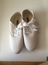 Take A Walk White Tennis Shoes Size 9