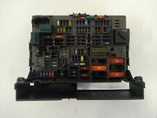 2008 bmw 1 series e87 120d petrol power distribution fuse box front 9119445