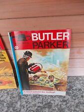 "Butler Parker, Heft Nr. 252: Parker kultiviert den ""Kohlkopf"""