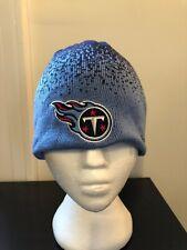 Tennessee Titans Reebok Winter Knit Hat