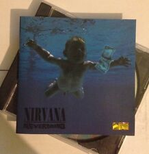 NIRVANA NEVERMIND RUSSIAN VERSION IMPORT VERY RARE! KURT COBAIN