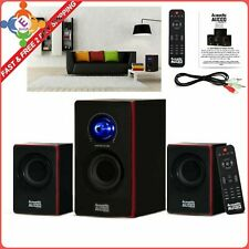 Surround Sound System Computer Speaker s Pc Wireless Tv Home Theater Bluetooth