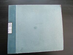 USA - EXTENSIVE COLLECTION 1850s/1980s - IN OLD  STAMP ALBUM - 117 PAGES