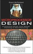 Microprocessor Design: By McFarland, Grant