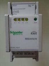 SCHNEIDER ELECTRIC KNX  MTN644492 Binary input REG-K/4x10