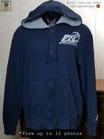 NCAA Villanova Wildcats Full Zip Aeropostale Sweatshirt Big East Basketball 2XL