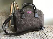 Ness brown medium handbag shoulder cross body bag