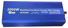 2000w (4000W) Pico Power Inverter 2000 vatios 24v Spark