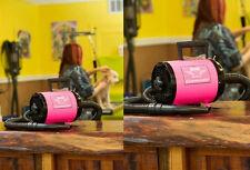 Metro Vac Air Force Commander Color Pink AFTD-1K 2 Speed Dog Pet Grooming Dryer