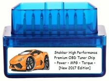 Stakker High Performance Chip Tuner [Add 150 HP 5 MPG ] OBD Tuning For Kia Hyund
