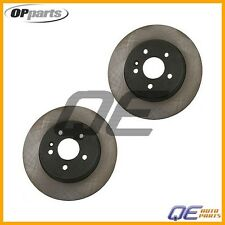 2 Mercedes Benz W163 ML320 ML350 ML430 Disc Brake Rotor OPparts 40533031