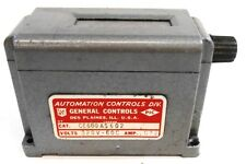 GENERAL CONTROLS, AUTOMATION CONTROLS, COUNTER, CE600 AS 602, 120 VAC