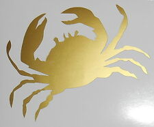 1,2,4,6 or 12 x Crab Tile, Wall, Window Bathroom Sea Life Stickers / Decals