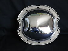 DIFFERENTIAL COVERS CHROME STEEL GM 10 BOLT 71 - 81  INTERMEDIATE