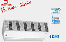 48 Inch Commercial MAXWELL AIR CURTAIN Hot Water Series - 110v/60hz