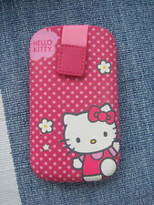 Hello kitty mobile phone case protector for iPhone 3 & 4  ipods MP3 and others