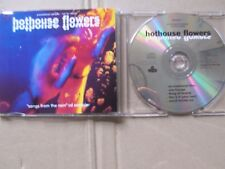 HOTHOUSE FLOWERS,SONGS FROM THE RAIN(5Track CD Sampler) cd m(-)/m(-) london rec
