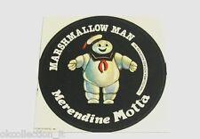 ADESIVO MERENDINE MOTTA GHOSTBUSTER anni '80 / Old Sticker _ (cm 8 x 8) m1