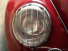 SPLITSCREEN Headlight Grills VW Beetle Bug Bus SS Porsche 356 Mesh PAIR 24x21cm