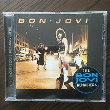BON JOVI/BONJOVI Remasters cd