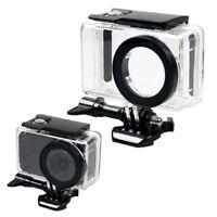 Waterproof Housing Case Mount Kit For Xiaomi Mijia Mini 4k Action Camera New