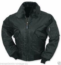 Cappotti e giacche da uomo Bomber, Harrington in pelliccia