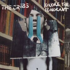 THE CRIBS - IGNORE THE IGNORANT 2009 UK CD