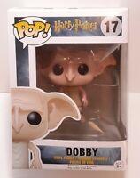 Dobby chasqueando sus dedos nuevo!!! 75 -!! Funko POP Vinilo: Harry Potter: