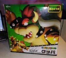 TAITO Nintendo Super Mario Koopa Bowser Large Figure 30cm US Shipping