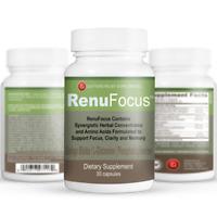 RenuFocus™ - Helps Improve Memory, Focus & Clarity. Realize Your Potential