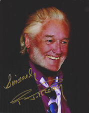 PJ Proby HAND SIGNED 8x10 Photo Autograph, Maria, Somewhere, Hold Me (B)